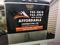 Affordable contractor