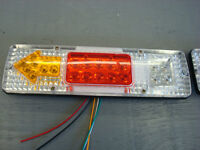 NEW LED TRAILER TAIL ,STOP SIGNAL,BACK UP,LITES