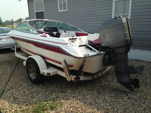 FOR SALE 16.6 SEA RAY OPEN BOW BOAT