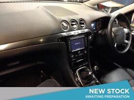 2013 FORD S MAX 1.6 TDCi Titanium 5dr [Start Stop] MPV 7 Seats