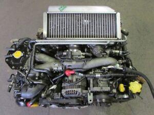 JDM Subaru Impreza WRX EJ205 Engine 2002-2005