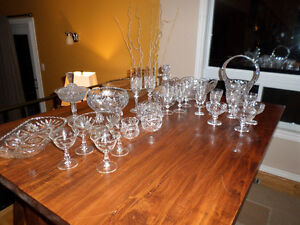 Crystal Collection - Stemware