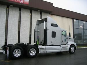 Tractor and Trailer 53' reefer for sale
