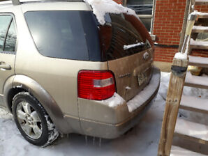 ford freestyle awd 2006 135750 km