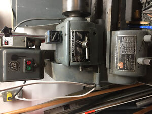 standard modern Lathe and some tooling