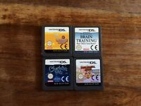 Nintendo ds games bundle