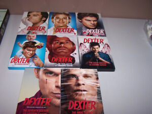 Dexter: The Complete Series 1-8 Season