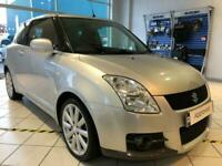 2011 Suzuki Swift 1.6 VVT Sport 3dr Hatchback Petrol Manual