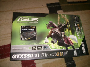Asus GTX550 Ti 1GB, PCI-Express