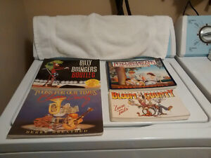 Bloom County Books by Berke Breathed