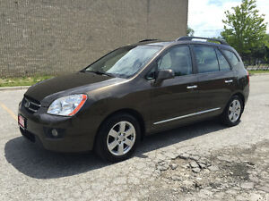 2009 Kia Rondo EX/7 Passenger/4 Cylinder/Certified and E-Tested