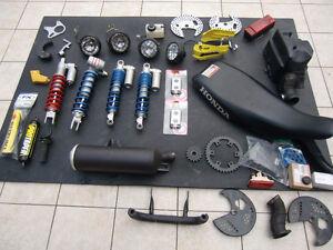 LTR KFX YFZ TRX 450R CRF 250r Quadzilla Banshee quad atv parts