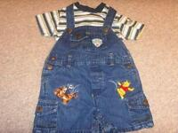 New Baby Boy Winnie The Pooh Outfits