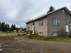 Available Dec 1st; Open and bright 2 bdrm upper floor of house