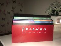 Limited edition FRIENDS BOX SET