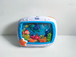 Jouet de lit aquarium Sea Dreams Soother Baby Einstein