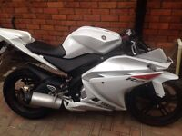 Yamaha YZF R125 - for spares and repairs
