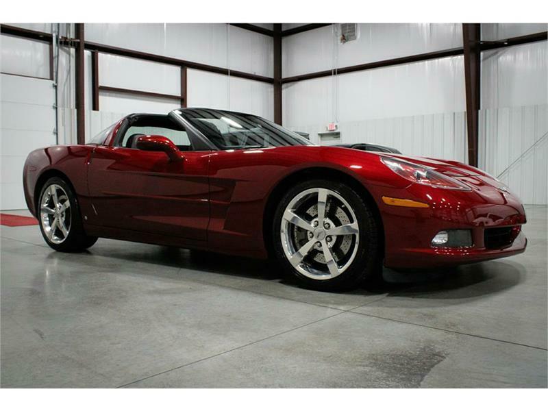Image 7 Coche Americano usado Chevrolet Corvette 2008