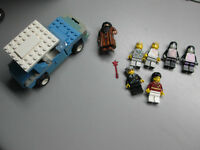 HARRY POTTER LEGO FIGURES (MINIFIGS)