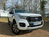 No VAT used Ford Ranger Wildtrack Automatic
