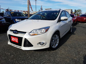 ▀▄▀▄▀▄▀► 2012 FOCUS SEL- LOW KM -$10995◄▀▄▀▄▀▄▀