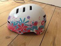 Bell girls bicycle helmet