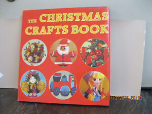 THE   CHRISTMAS   CRAFTS  BOOK    1979