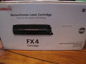 Canon FX4 toner cartridge - new