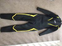 Speedo Triathlon Wetsuit and Tri Suit
