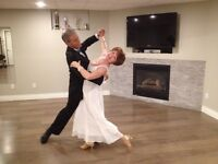 Ballroom/ Latin dance lessons