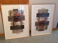 2 x Large Decorative Prints (Ex. Archibalds)