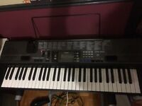 Electric keyboard-Casio CTK-720