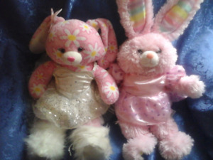 BUILD A BEAR BUNNIES FOR SALE FOR EASTER