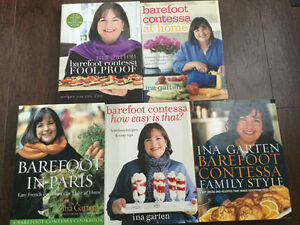 Cookbooks (5)