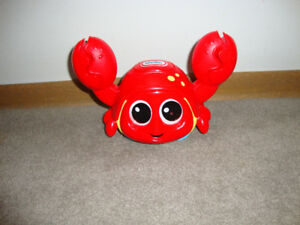 CATCH ME CRAB - LITTLE TYKES