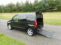 2013 Fiat Qubo 1.3 TD Multijet ONLY 19K Wheelchair Accessible Disabled CAR WAV