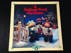 RECORD--CABBAGE PATCH CHRISTMAS