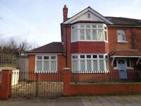 Beautiful cozy double room friendly family house zone 2 chiswick all bills incl highspeed broadband
