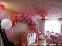 WEDDING, BIRTHDAY, BABY, BRIDAL SHOWER, & FLORAL DECOR