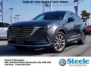 2017 MAZDA CX-9 GT AWD - Low Mileage, Trade-in, Loaded