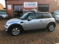 2007 Mini Mini 1.6 Cooper ( 120bhp ) ( Pepper ) Silver, **ANY PX WELCOME**