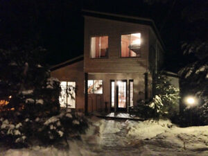 Rent this beautiful lake front newly renovated cottage !