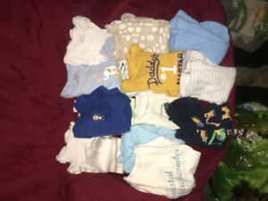 Age 0-3month clothes