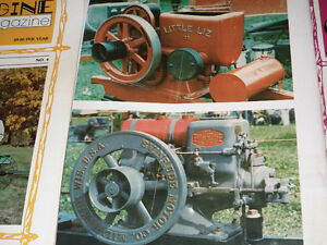 OLD GAS ENGINE AND TRACTOR MAGAZINES MINT . Windsor Region Ontario image 2