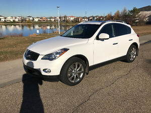 FOR SALE 2010 INFINITI EX35 LOW KM!