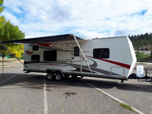 Tango 299 BHS travel trailer