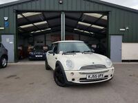 2006 Mini Mini 1.6 One MANUAL PETROL PX WELCOME