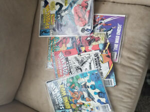 Spider-Man comics books