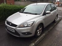 2009 Ford Focus 1.6 tdci £30 tax