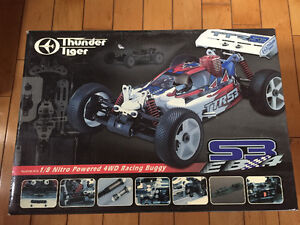 1:8 nitro rc buggy / trade for electric truck/buggy